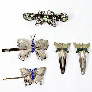 Assorted Hair Clips